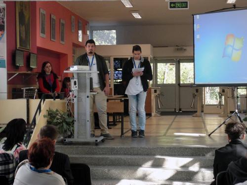 презентация ученическа мобилност Дрезден